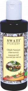 Olejek Narayan Do Masażu Sattva 100ml