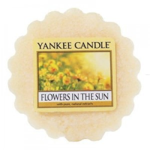 Flowers in The Sun Wosk Zapachowy Woski Yankee Candle