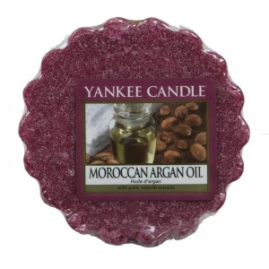 Moroccan Argan Oil Wosk Zapachowy Woski Yankee Candle