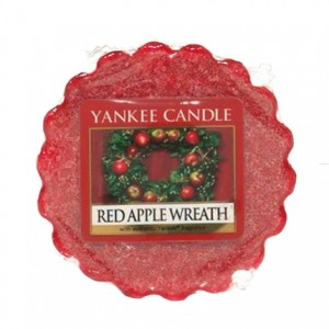 Red Apple Wreath Wosk Zapachowy Woski Yankee Candle