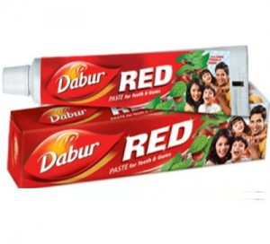 Pasta Do Zębów Dabur Red 200g